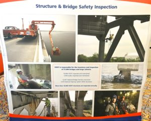 Safety and bridge safety inspection banner
