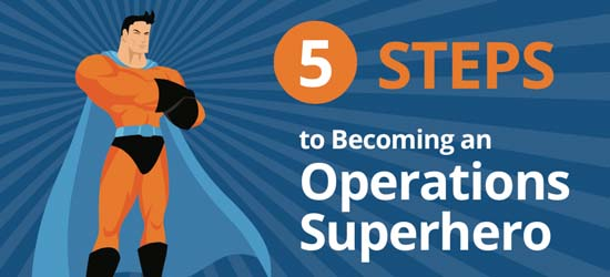 Operations Superhero Cover Email