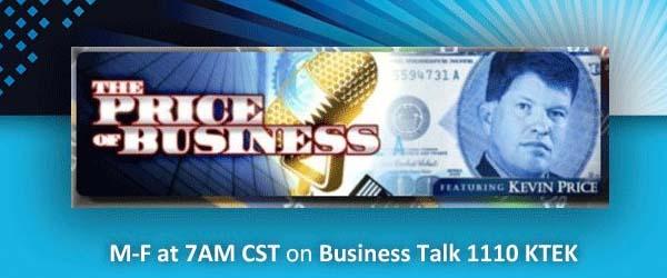 The Price of Business Radio Show