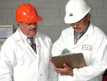 Government compliance inspections