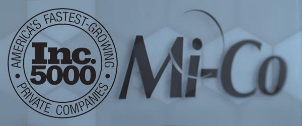 Mi-Corporation Makes 2015 Inc. 5000 List