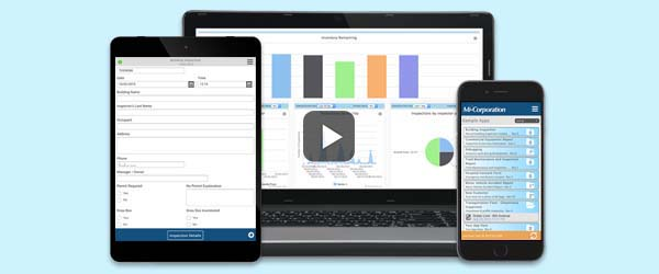New Mobile App Platform to Provide Paperless Workflows