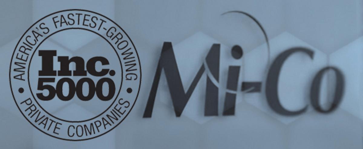 Mi-Corporation Makes 2016 Inc. 5000 List