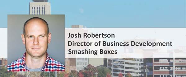 Mobility Summit Speaker Spotlight: Josh Robertson