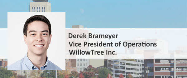 Mobility Summit Speaker Spotlight: Derek Brameyer